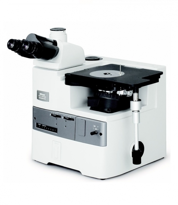 Inverted Metallurgical Microscope ECLIPSE MA200